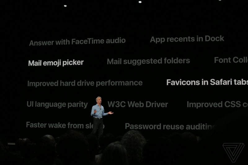 apple_WWDC_2018 macOs Mojave all features - 2