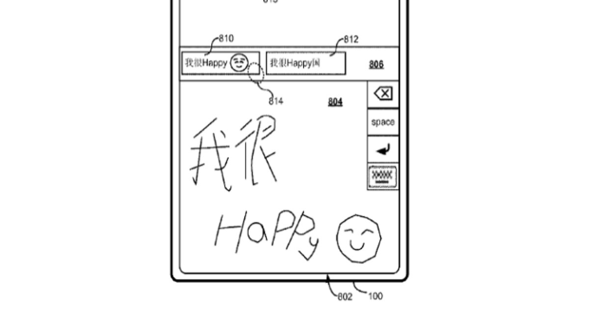 iPad Handwriting Recognition