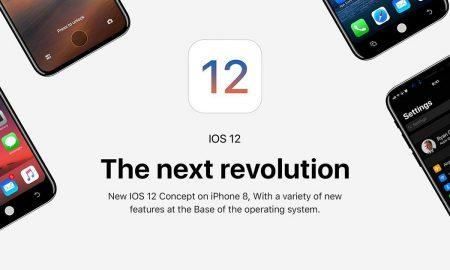 iOS 12 WWDC 2018