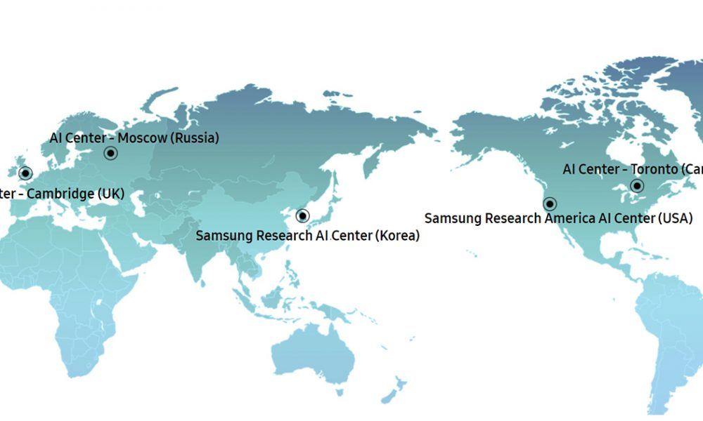 Samsung AI Center
