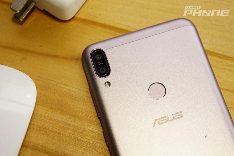 ASUS Zenfone Max Pro M1 Camera