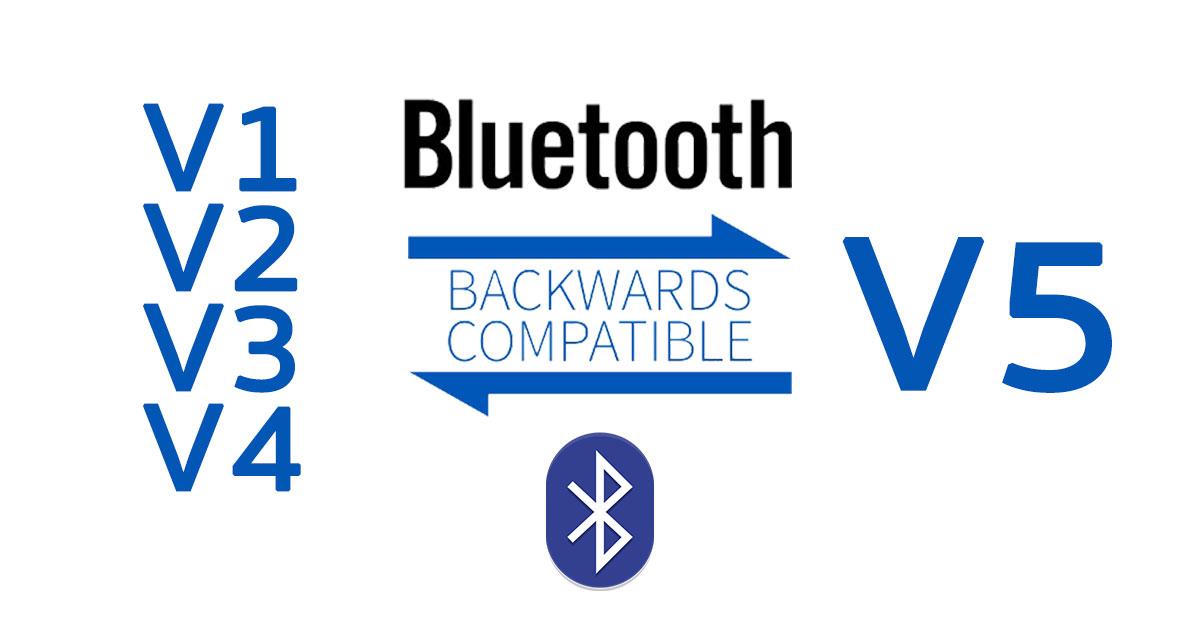 Bluetooth-Backward-Compatible