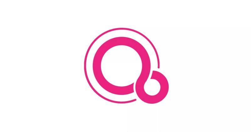 Google Fuchsia OS Logo