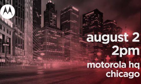 Motorola Invite Android One and Moto Z3