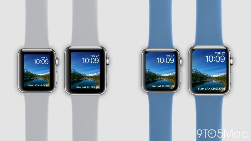 New Apple Watch Series 4 Concept -1