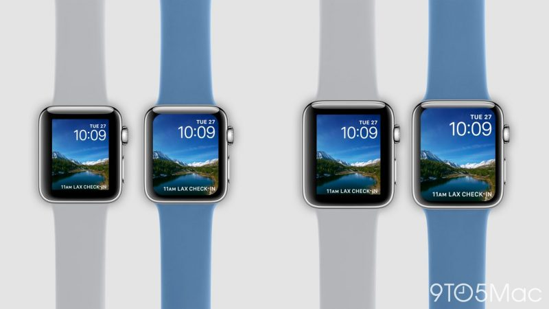 New Apple Watch Series 4 Concept -2