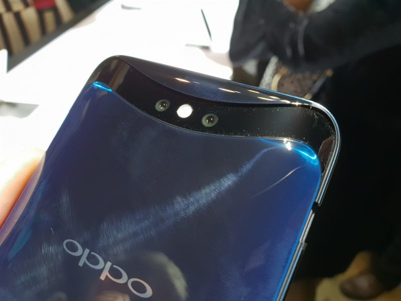 Oppo Find X Preview