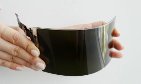 Samsung Flexible OLED Unbreakable