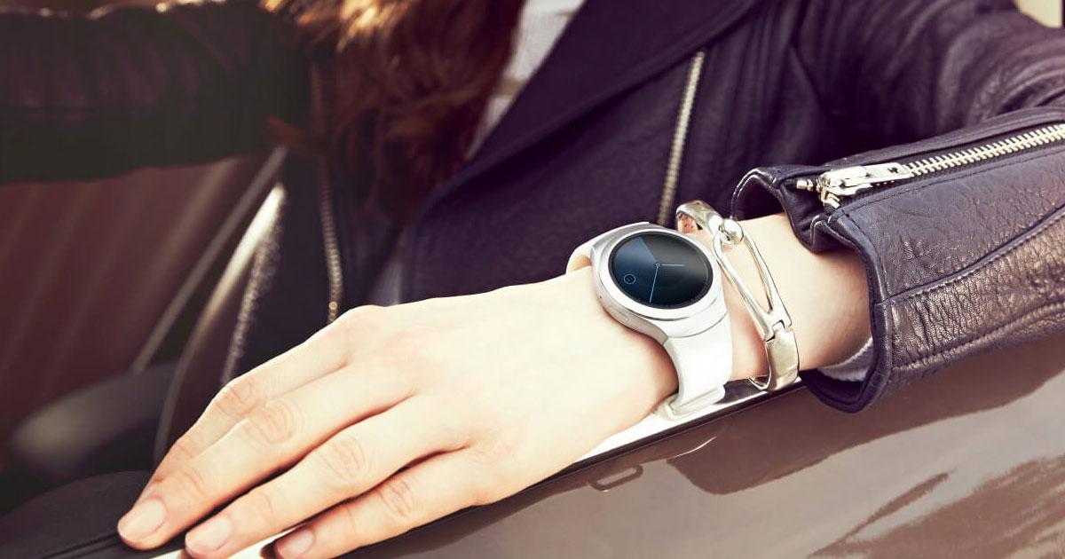 Samsung Galaxy Watch Head