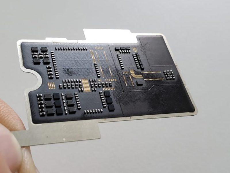 Xiaomi Mi 8 Explorer Edition EE Fake Back Cover