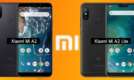 Xiaomi Mi A2 and Xiaomi Mi A2 Lite with Android One