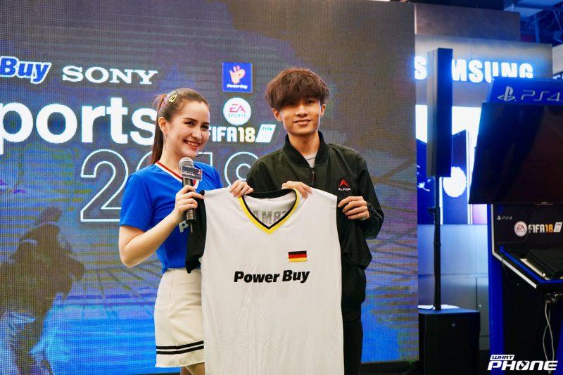 Power Buy - Sony eSports 2018 ณ Central World