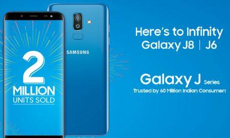 Samsung Galaxy J6 J8