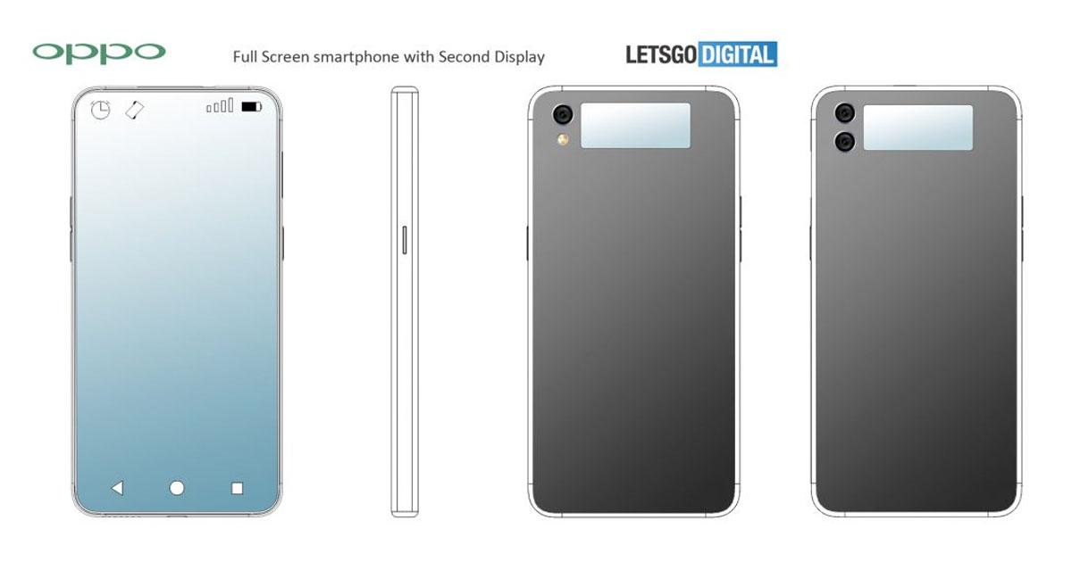 Oppo Smartphone New Design