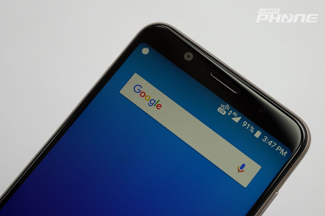 use_ASUS Zenfone Max Pro M1 front camera