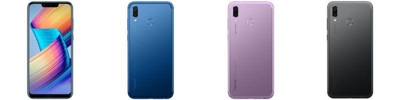 Honor Play All colors