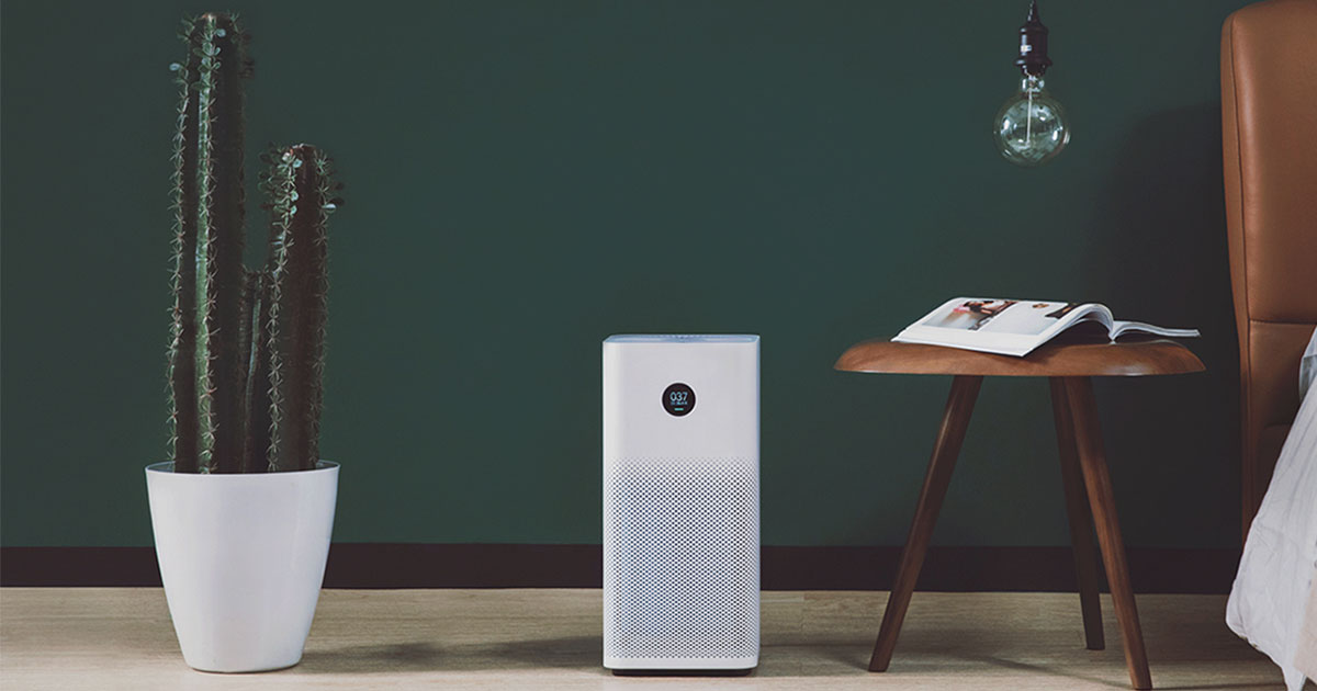 Mi Air Purifier 2S Mi Ecosystem