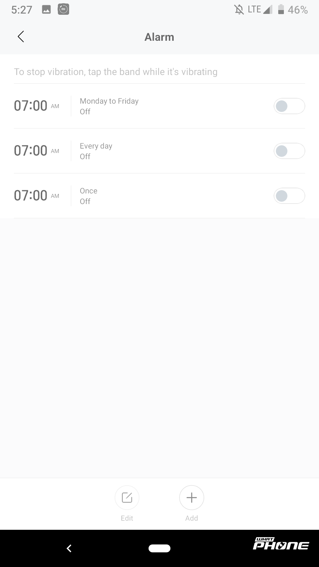 Mi Fit App with Xiaomi Mi Band 3 (12)