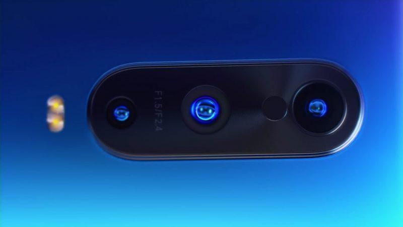 Oppo R17 Pro Rear Camera