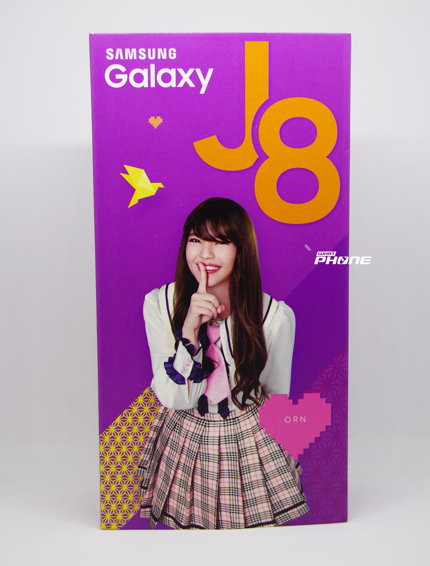 Samsung Galaxy J8 x BNK48 Limited Edition BOXSET Unboxing (26)