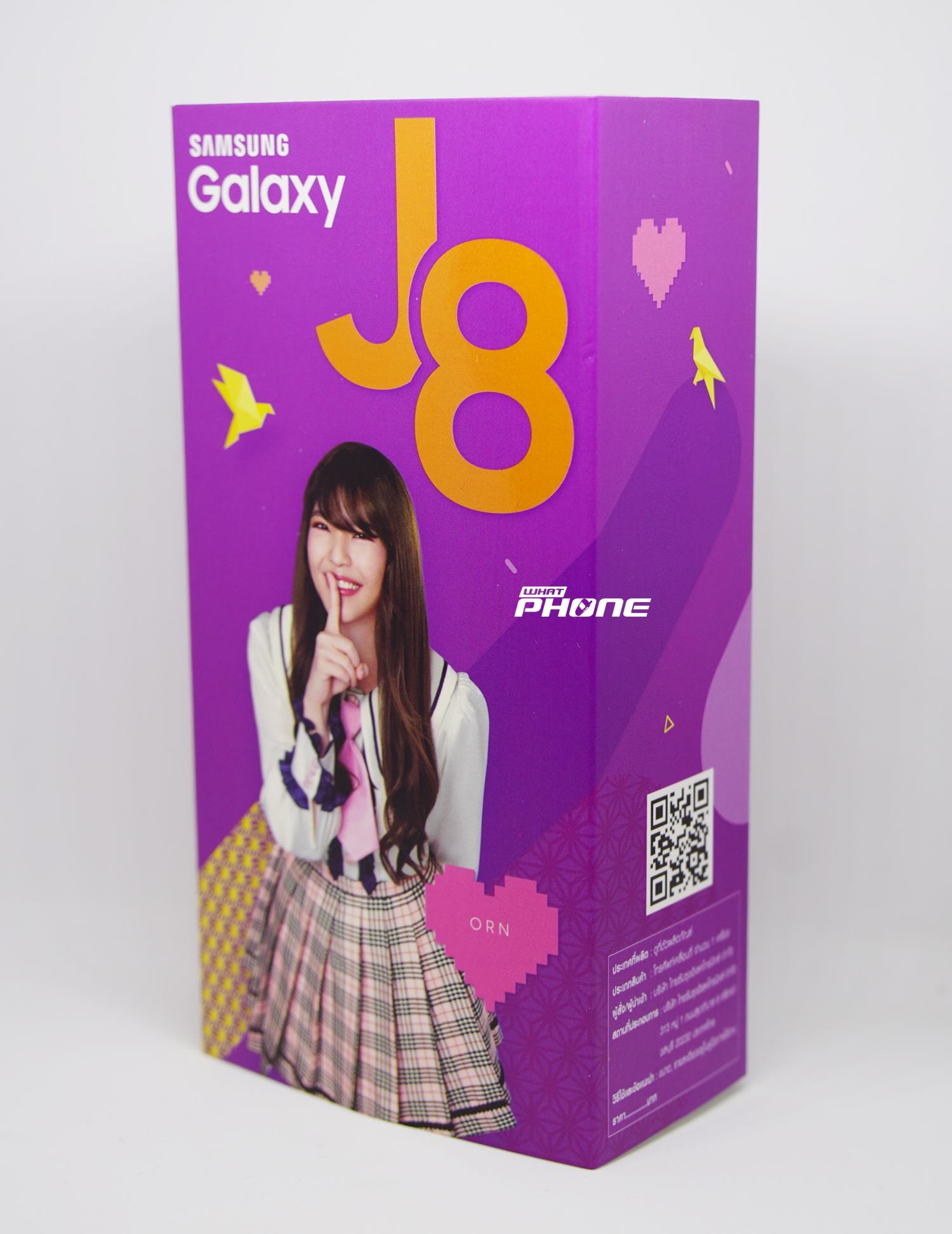 Samsung Galaxy J8 x BNK48 Limited Edition BOXSET Unboxing (30)
