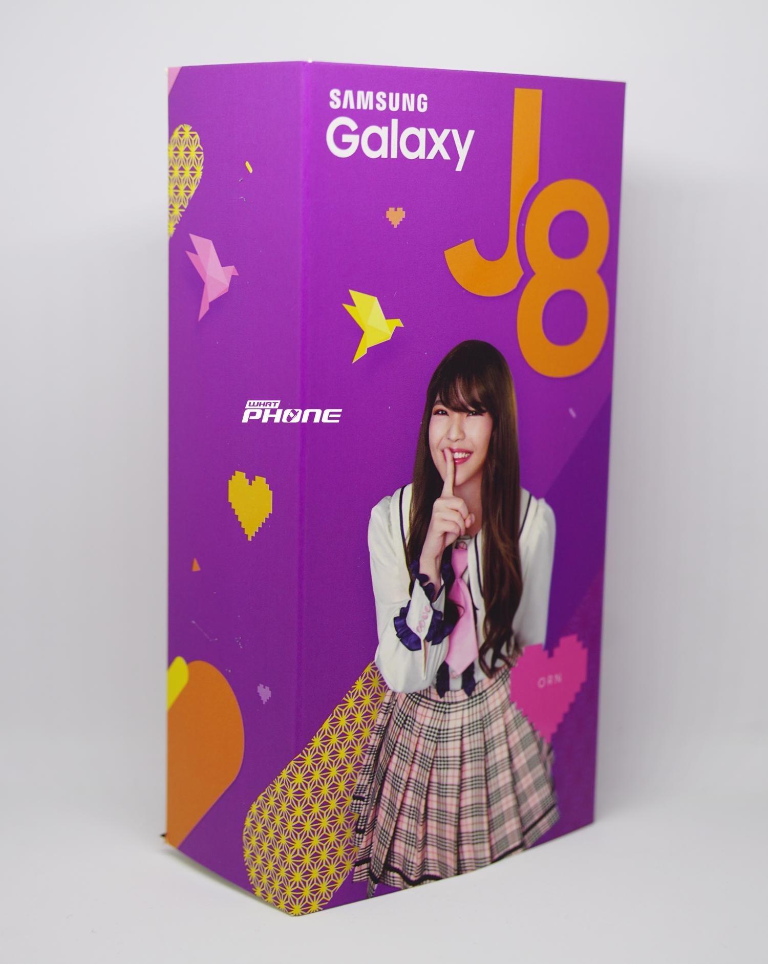 Samsung Galaxy J8 x BNK48 Limited Edition BOXSET Unboxing (32)