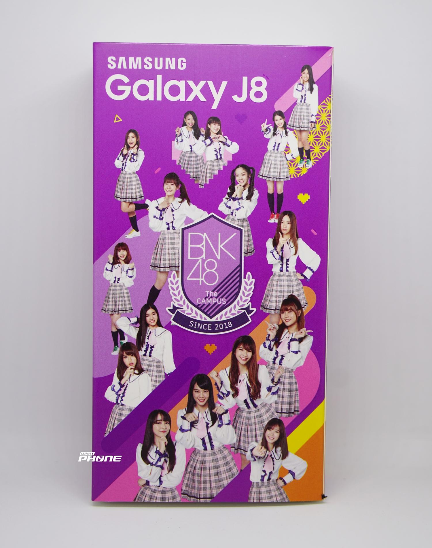 Samsung Galaxy J8 x BNK48 Limited Edition BOXSET Unboxing (34)