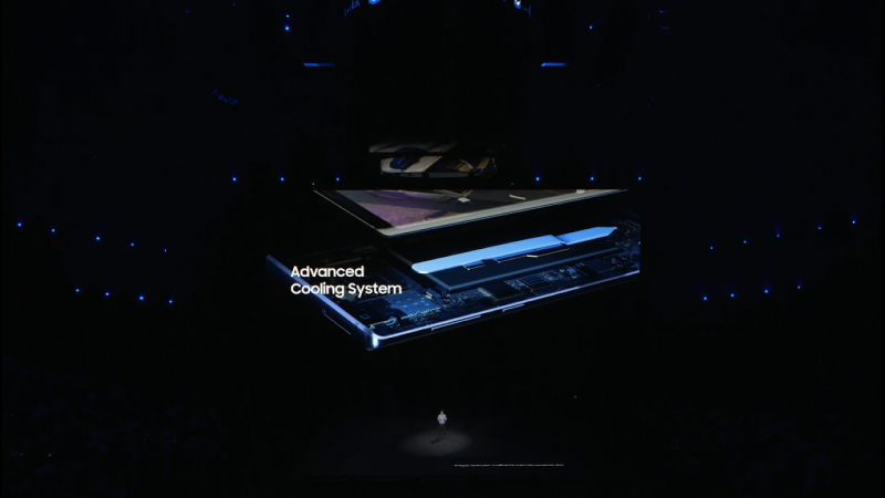 Samsung Galaxy Note 9 Cooling System