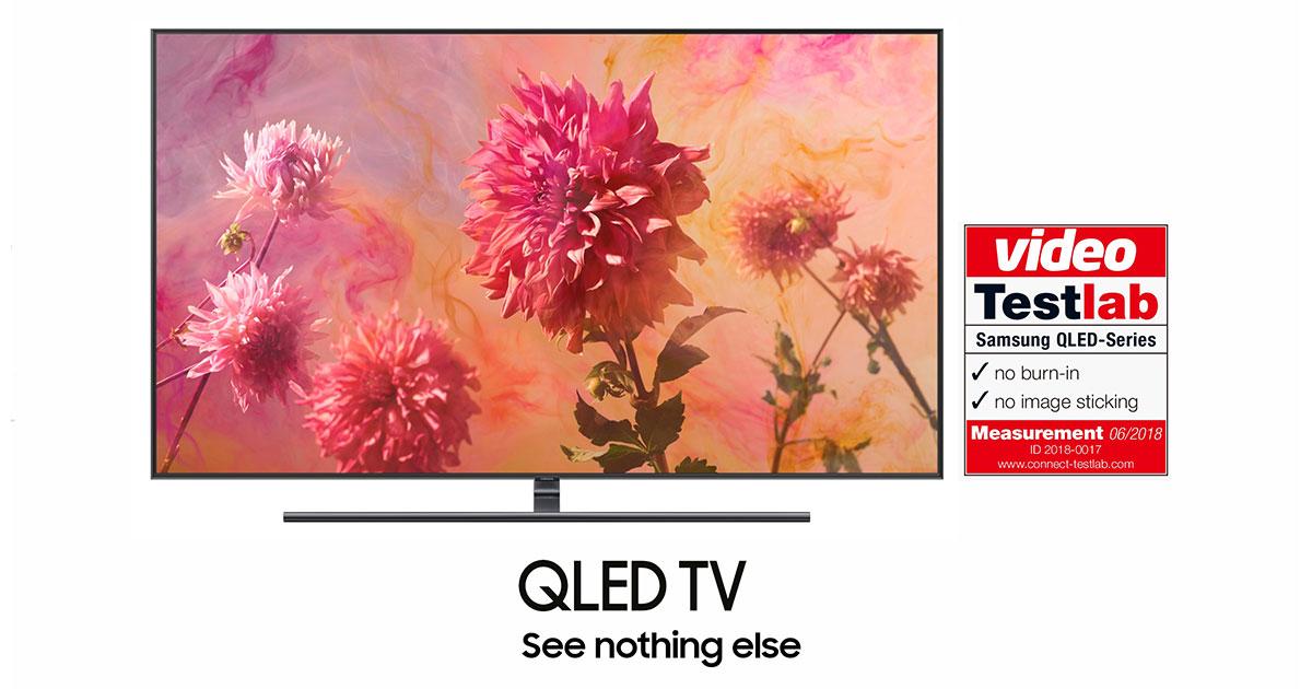 Samsung QLED TV 2018 Test