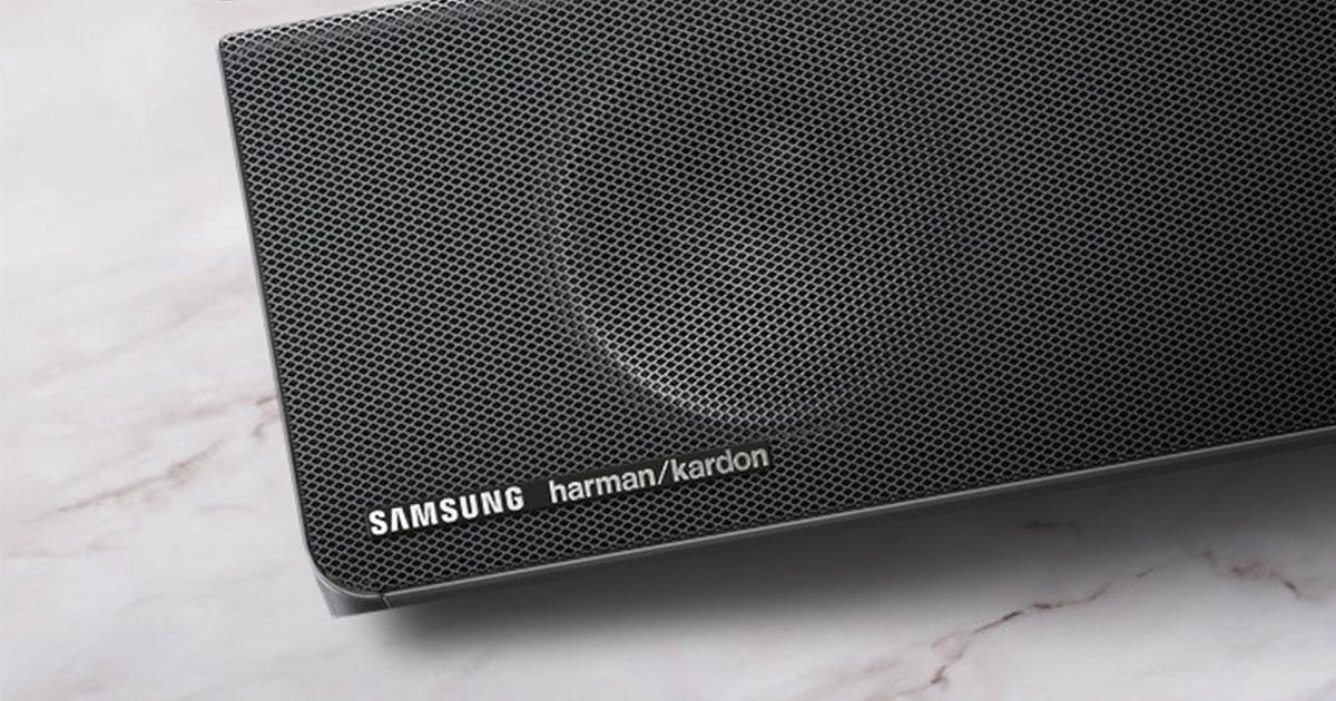 Samsung Harman Kardon Soundbar