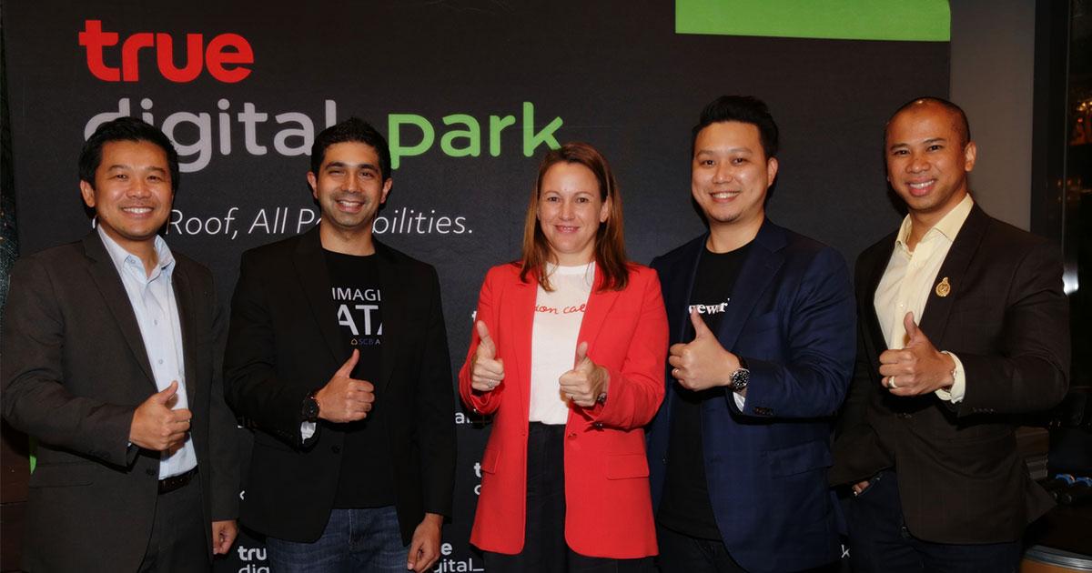 True Digital Park with AI