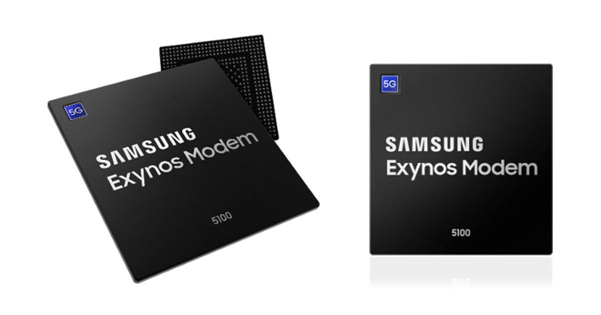 Samsung Exynos Modem 5100