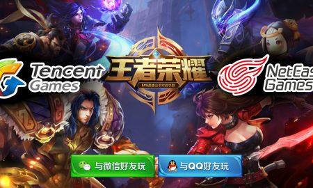 ค่ายเกมมือถือจีนใหญ่สุด