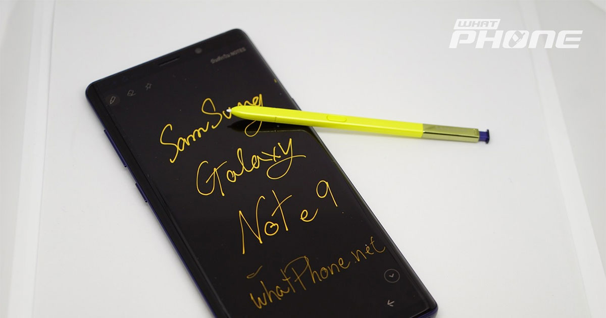 Samsung Galaxy Note 9 Drawing Apps