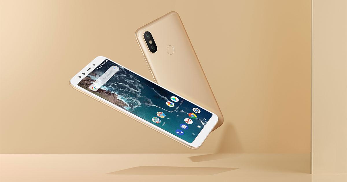 Xiaomi Mi A2 Update