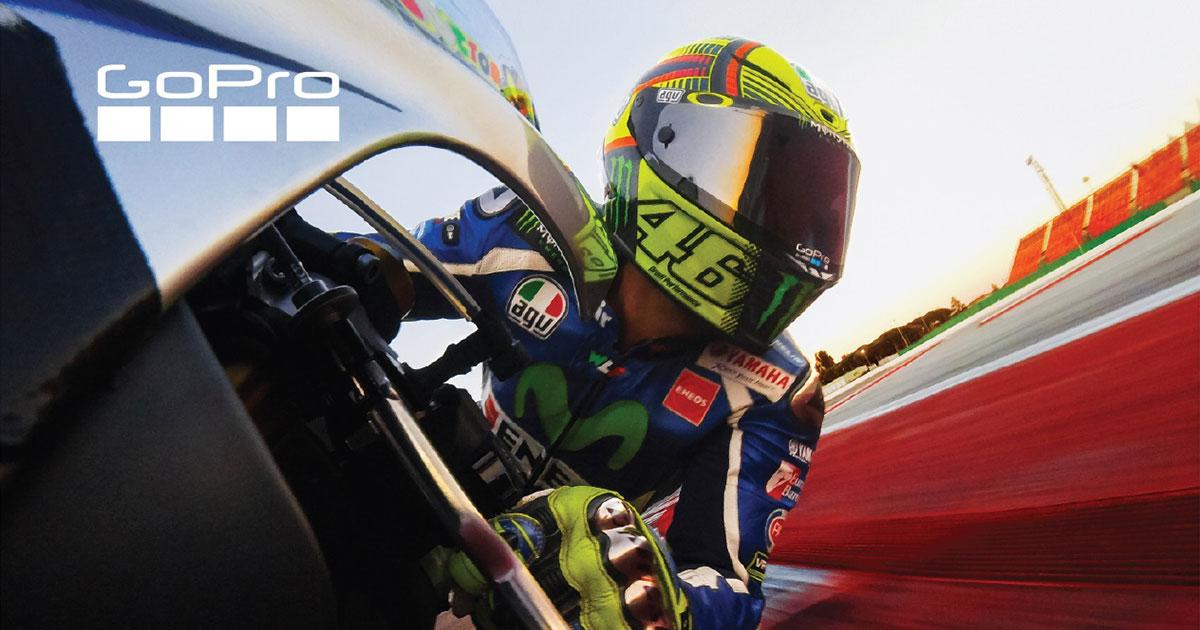ลุ้นไปทริป MotoGP สุดพิเศษกับ GoPro!
