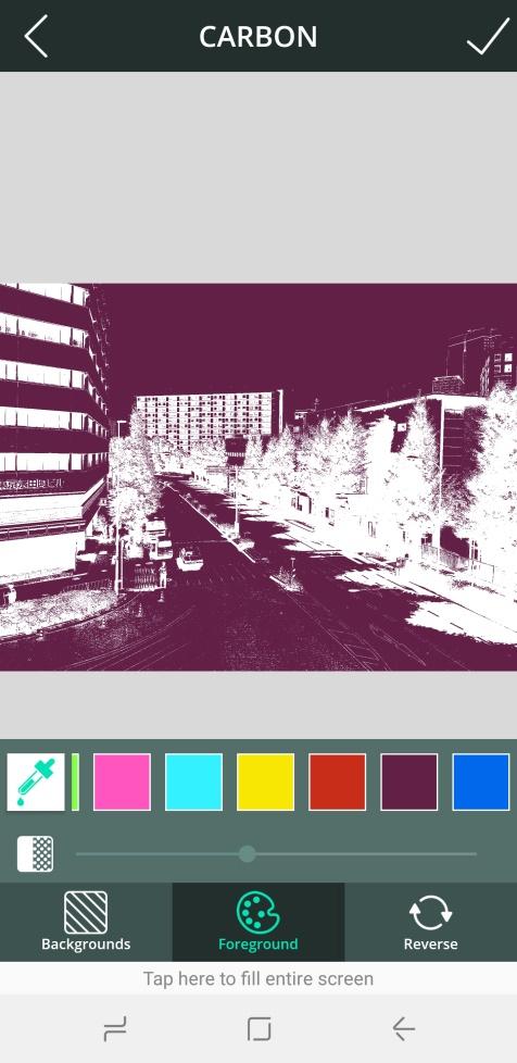 5 แอป แต่งภาพ Carbon Photo Lab - Double Exposure Blending Effect