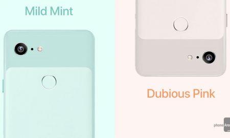 Google Pixel New Colors - PhoneArena