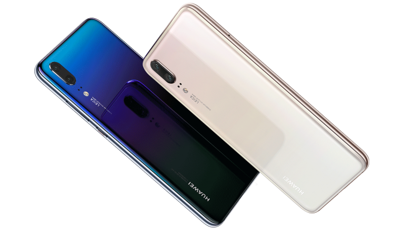 Huawei P20 New Colors
