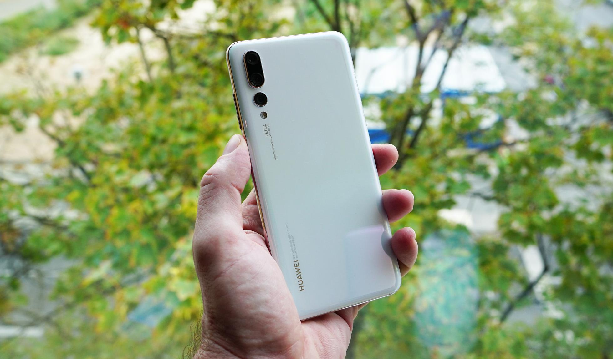 Huawei P20 Pro Pearl White – 2
