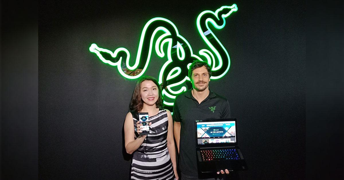 LAZADA และ RAZER เปิดตัวร้านจำหน่ายเกมดิจิทัลในประเทศไทย