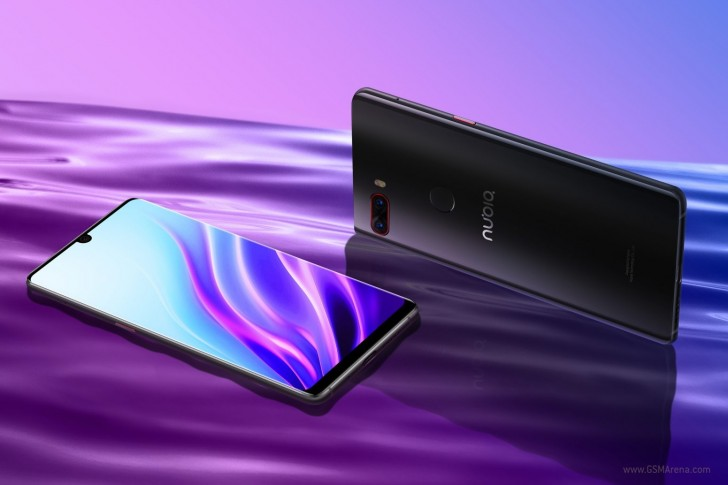 Nubia Z18 – Deep Dark Night 2