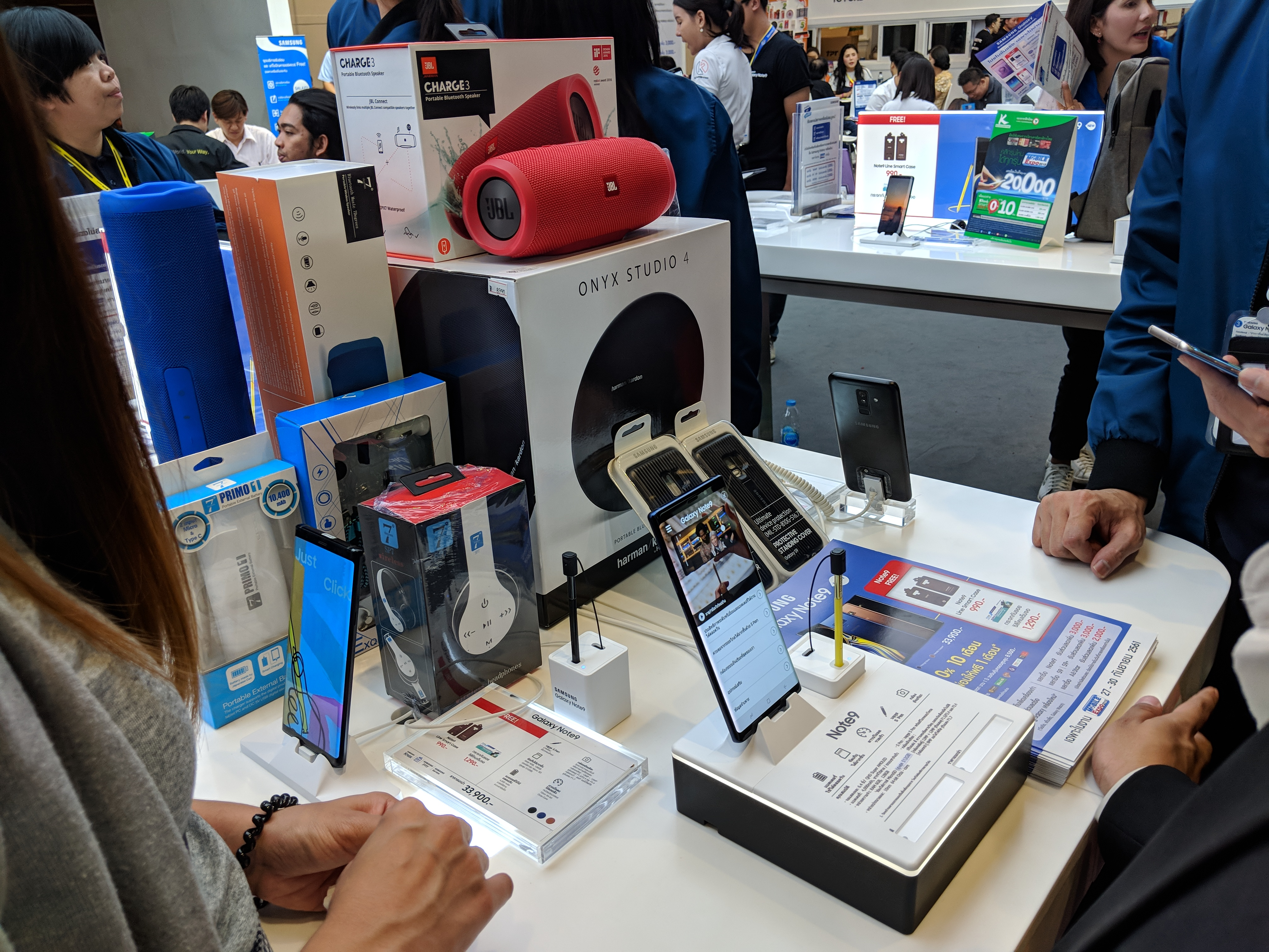 Samsung Galaxy Note 9 Promotion TME 2018 SEP (18)