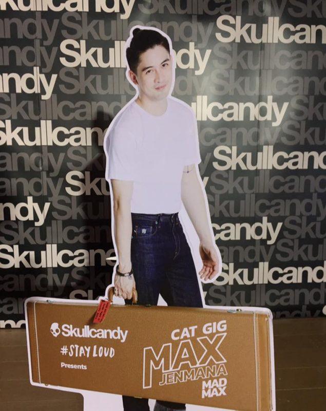 งาน Skullcandy Stayloud Presents Cat Gig Max Jenmana : Mad Max