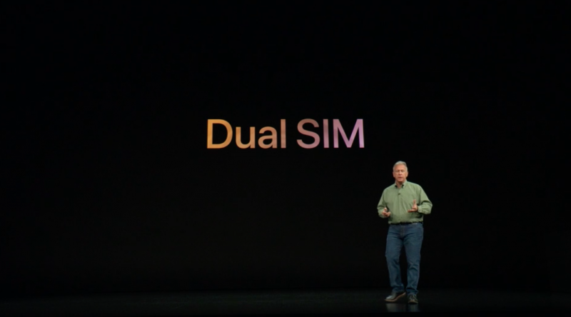 iPhone Xs Dual SIMs
