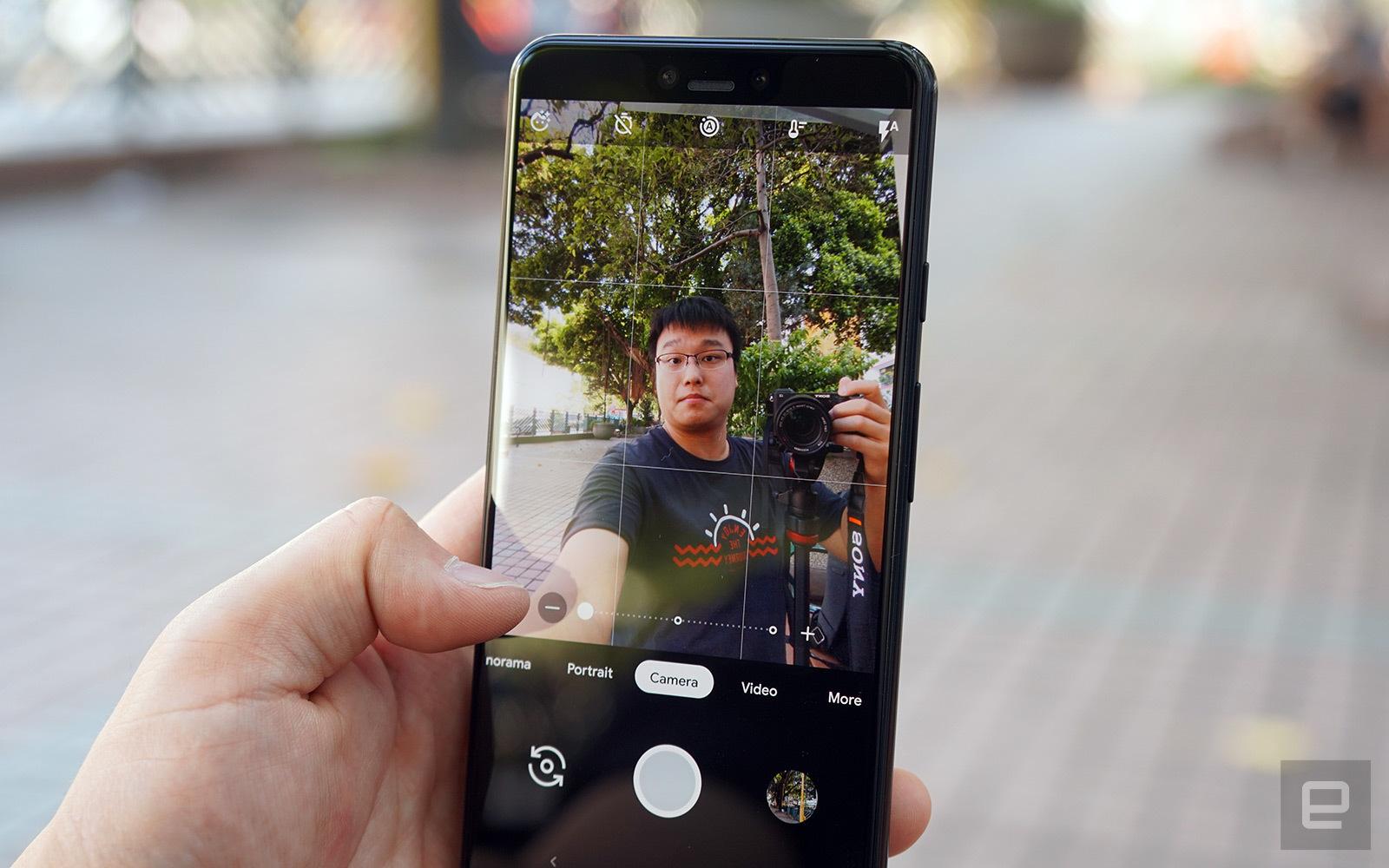 Google pixel 3 XL Preview – 7