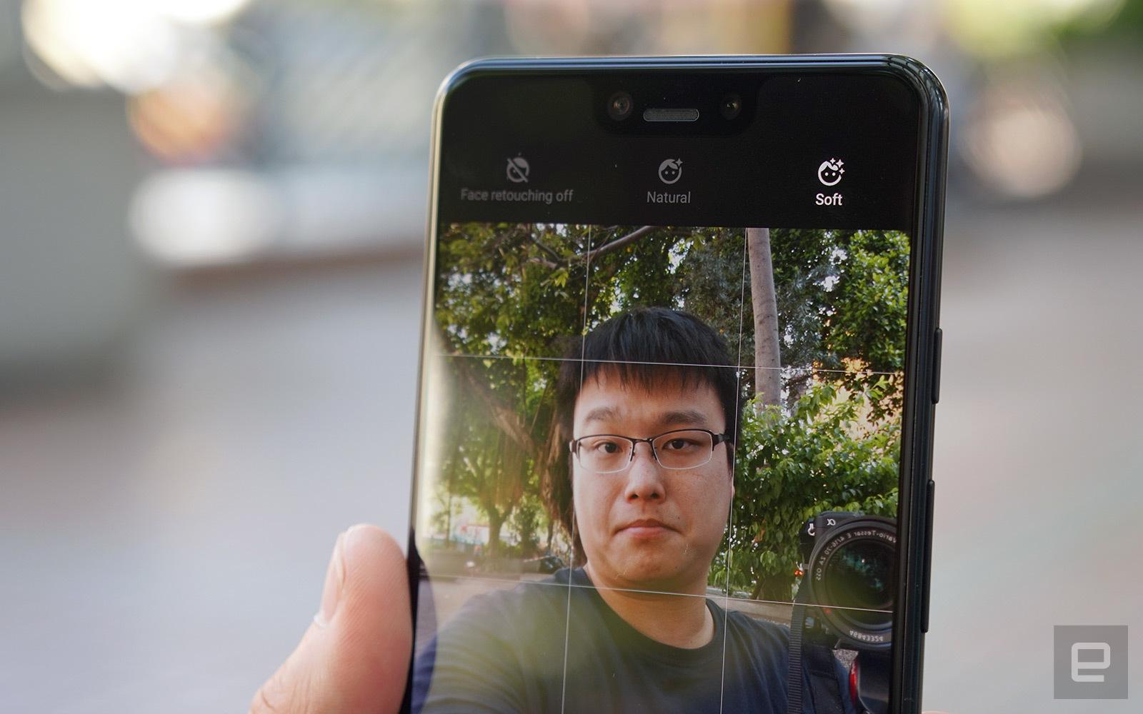 Google pixel 3 XL Preview – 8