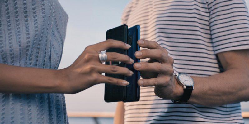 Huawei Mate 20 Pro - Wireless Reverse Charging