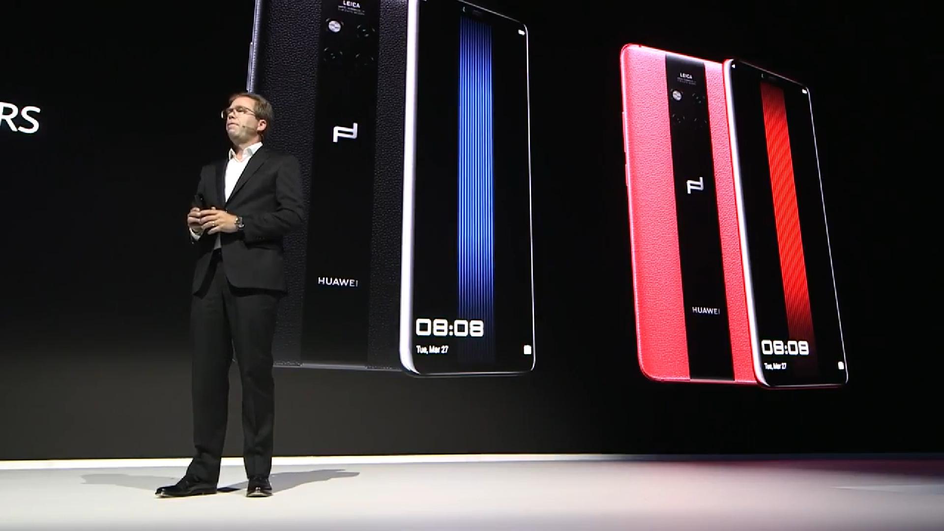Huawei Mate 20 RS – 2