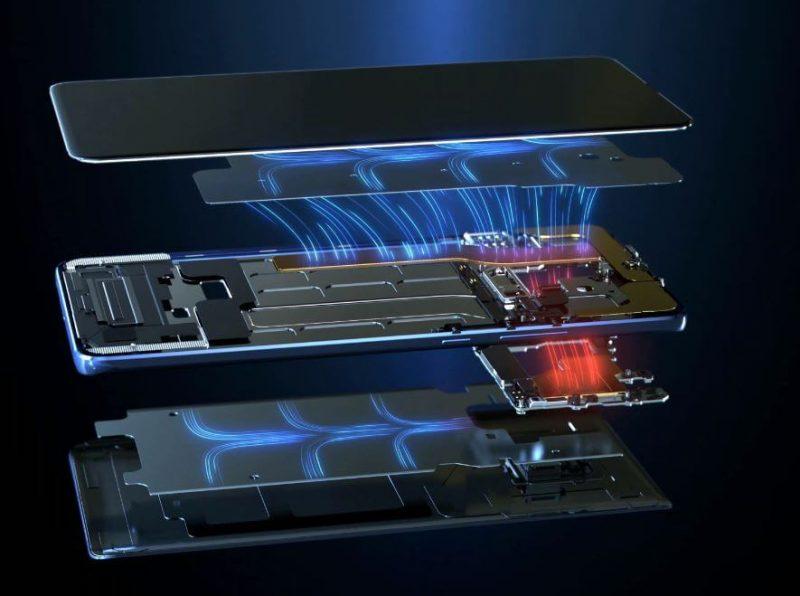 Huawei Mate 20 X with Huawei SuperCool